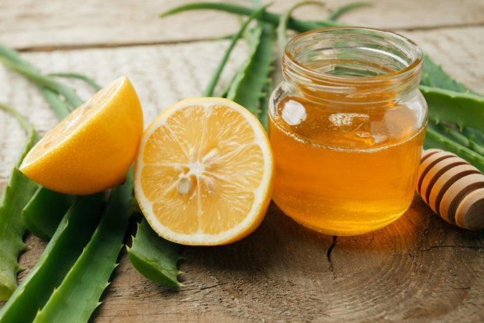 как приготовить алоэ с медом и лимоном для лечения