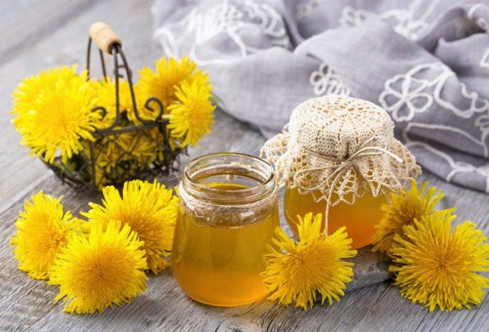 мед калории