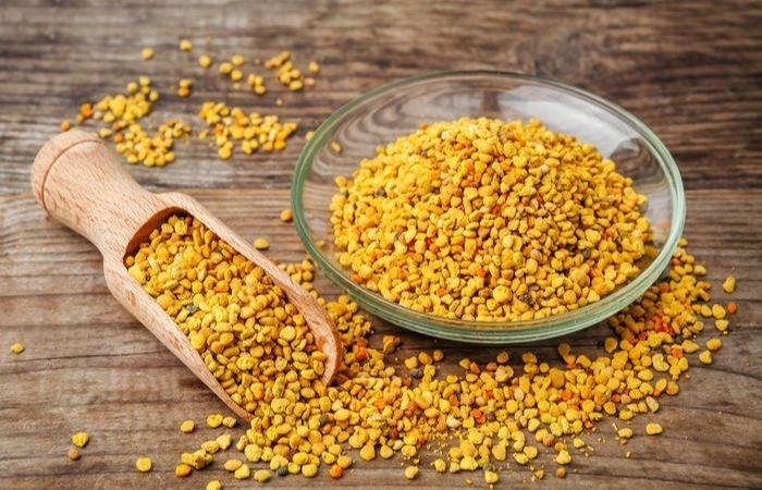 цветочная пыльца применение при каких заболеваниях