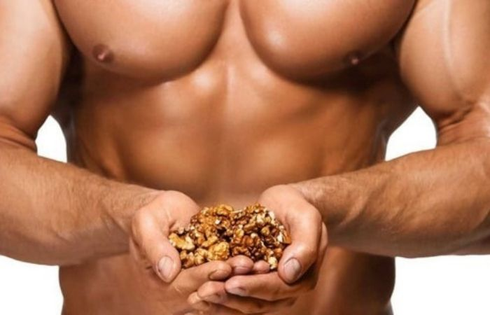 мед с грецкими орехами польза