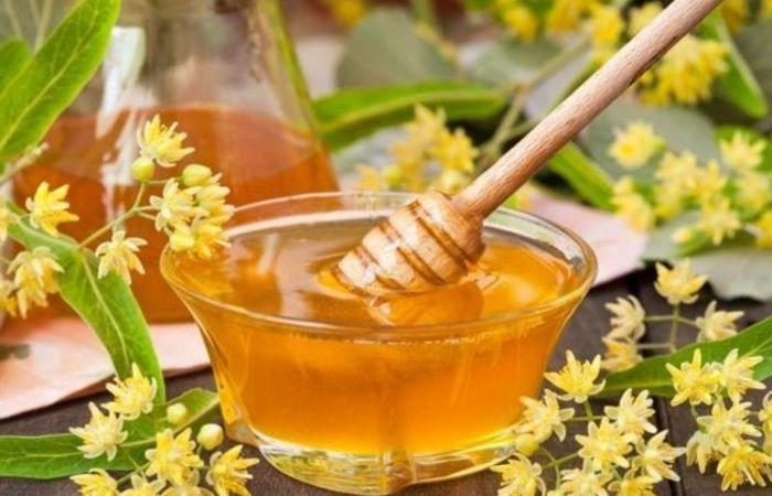 белый мёд из каких растений
