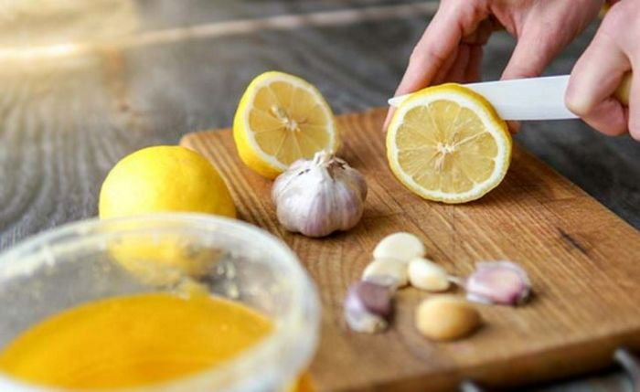 мед с лимоном и чесноком как принимать