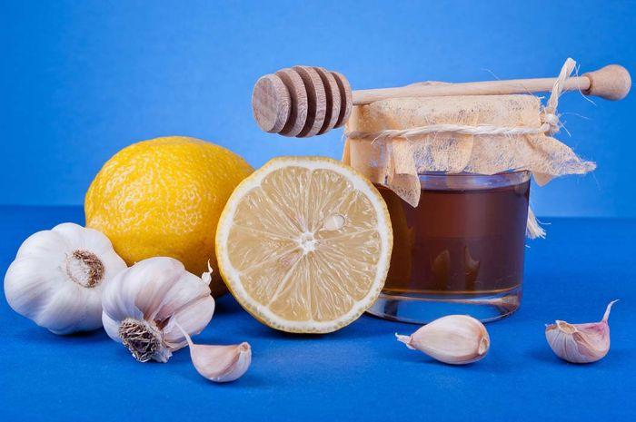 мед с лимоном и чесноком рецепт