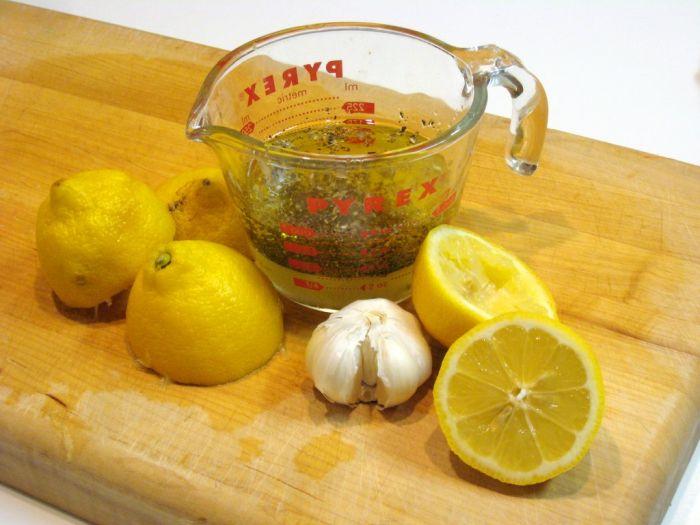 мед чеснок лимон рецепт